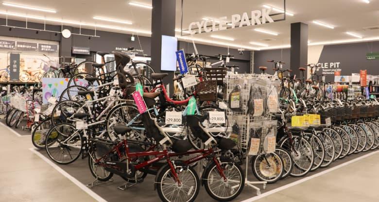 CAINZ CYCLE PARKのイメージ画像